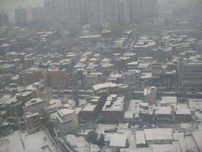 corea del sur nievejpg