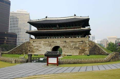 Turismo en corea del sur